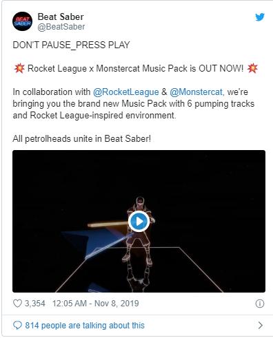Inspired by Rocket League, Beat Games gets new xMonstercat DLC 1.jpg