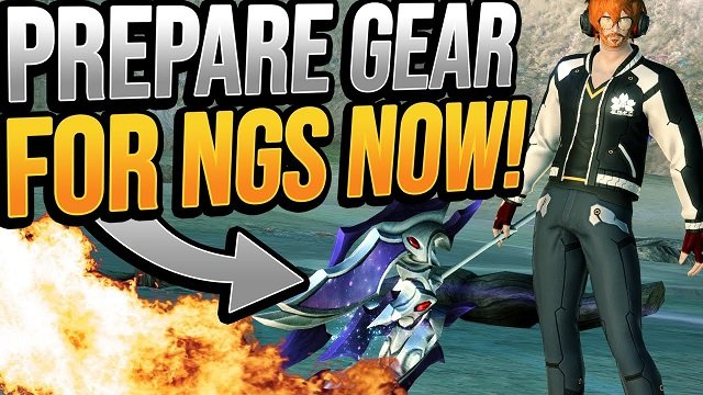 PSO2 New Genesis How to Upgrade Weapons.jpg