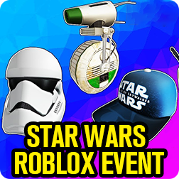 Star Wars officially comes to Roblox for Galactic Speedway Event