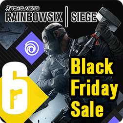 Tom Clancy\'s Rainbow Six Siege has entered Black Friday sale