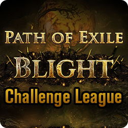 Path of Exile Blight Challenge League