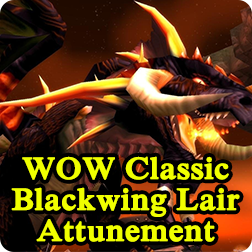 Blackwing Lair Attunement & New Class Quests Coming to WOW Classic on February Update