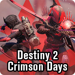 Destiny 2's Crimson Days event returns next week includes Sparrows meant for two