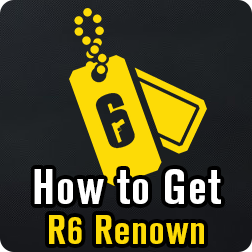 How to Get Renown Fast R6: Fastest and Best Way to Earn Renown in Rainbow Six Siege