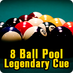 How to Get, Unlock & Upgrade Free Legendary Cue in 8 Ball Pool