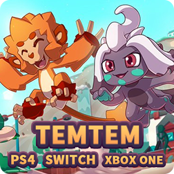 Temtem is going to launch On PS4, Xbox One, and Nintendo Switch in spring 2021