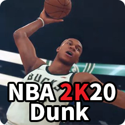 NBA 2K20 How to Dunk PS4/Xbox One/Nintendo Switch