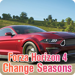 Forza Horizon 4 How to Change Seasons PC/Xbox One, FH4 Season Change Time Guide