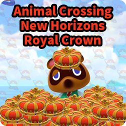 Animal Crossing New Horizons How to Get Royal Crown