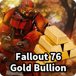 How to get Gold Bullion in Fallout 76: make a fortune in F076