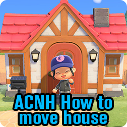 Animal Crossing New Horizons Guide: How to move your house/buildings