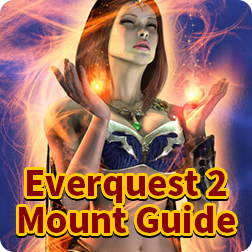 EQ2 Mount Guide: EverQuest 2 How to Get a Mount