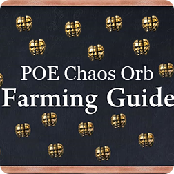 POE How to Get Chaos Orbs From Vendor: Path of Exile Chaos Orbs Farming Guide PC/PS4/Xbox