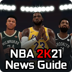 NBA 2K21 News Guide: Release Date, Cover Star, Improvements, PS5, Xbox Series X & more