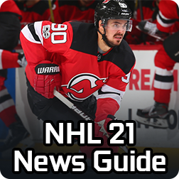 NHL 21 News Guide: Release Date, PS5 & Xbox Series X, Cover Star and more