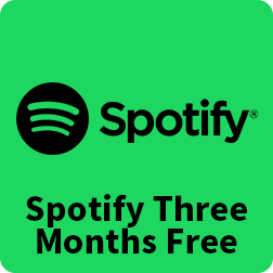 Spotify Premium offers new users a three-month free trial until June 30th