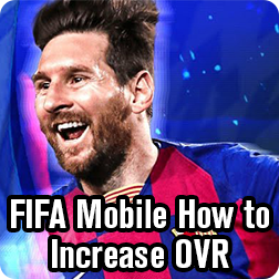 How to Increase OVR and Chemistry in FIFA Mobile 20: get 100 OVR Players in FIFA Mobile