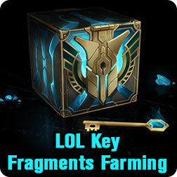 League of Legends How to Get Key Fragments 2020: LOL Key Fragments Farming