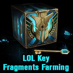 League of Legends How to Get Key Fragments 2020: LOL Key Fragments Farming