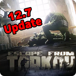 Escape From Tarkov 12.7 Patch Notes Update, New Customs Map, New Weapons, Bullets and more