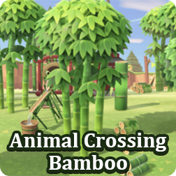 How to get bamboo animal crossing: new horizons, ACNH bamboo shoots and pieces farming guide