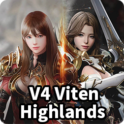 V4 Update On August 25, Bring New Regions, Viten Highlands and more contents