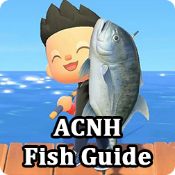 Animal Crossing New Horizons Tips: How to Catch Fish, ACNH Fish Time and Location Guide