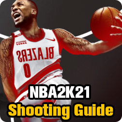 NBA2K21 Shooting Guide: How to Shoot in NBA 2K21