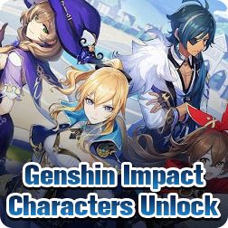 How to get Wishes and Unlock Additional Characters in Genshin Impact Mobile/PC/PS4/Steam