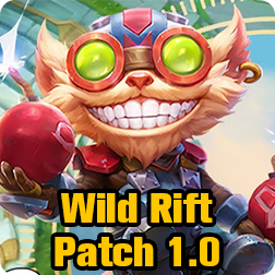 LOL Wild Rift Patch 1.0 Notes: Open Beta, New Champions, Rewards & Game Systems for LOL Mobile