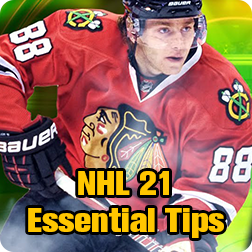 NHL 21 Tips: 5 Essential Things You Should Know Before Play
