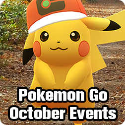 Pokemon Go October 2020 Events, Halloween, Moltres Raids, Shedinja Breakthrough and more