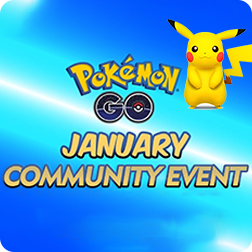 Pokemon Go 2021 Community Day--January Community Day, Details, Special Raid And New Pokemon