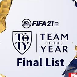 FIFA 21 Ultimate Team TOTY XI Is Confirmed: Followed By Manuel Neuer, Trent Alexander-Arnold, Virgil