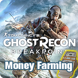 Ghost Recon Breakpoint Money Farming 2021: How to Get Ghost Coins & Skell Credits PC/PS4/Xbox