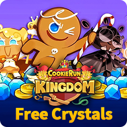 Cookie Run Kingdom Free Crystals 2021: Best and Fast Way to Earn CRK Mobile Crystals