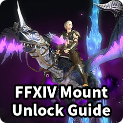 FFXIV Mount Unlock: How to Get a Chocobo, Goobbue Mount in Final Fantasy XIV FF14