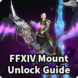 FFXIV Mount Unlock: How to Get a Chocobo, Goobbue Mount in Final Fantasy XIV FF14