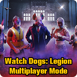 Watch Dogs: Legion multiplayer online mode PC/PS4/PS5/Xbox & Season Pass New Missions Guide