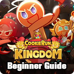 Cookie Run Kingdom Beginner Guide: Tips to Help you Create New Cookies, Farm Crystals and Resources
