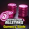 Destruction AllStars in-game Currency explained: How to Earn Destruction AllStars Destruction Points