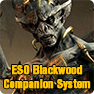 ESO Blackwood Companion System detailed: The Elder Scrolls Online Is Getting Customizable Companions
